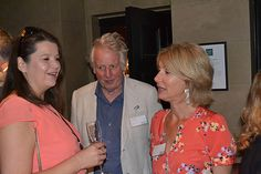 Fleur from Red Dot Events with Richard & Emma from Cobbold & Judd