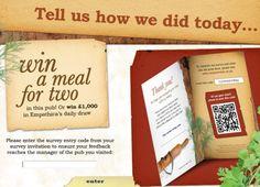 Topshop Customer Satisfaction Survey, www.topshop.com/feedback ...