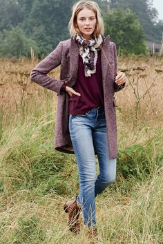 My favorite thing about J.Crew'sNovember Style Guide is the abundance of navy and burgundy. As someone that is trying to expand beyond black, it makes dressing with color look rather chic. I…