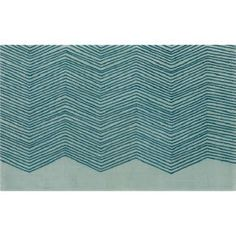 seismic rug 5'x8' in rugs | CB2