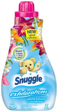 Snuggle Fabric Conditioner