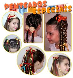 Penteado e Caracterização para Festa Junina - Corte Kids - Corte de Cabelo Infantil | Cabeleireiro para Criança