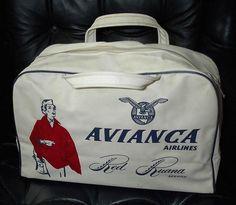 Avianca Airlines Bag