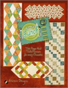 Atkinson Designs - Let's Do Lunch