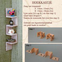 minidesign.punt.nl - modern shelves