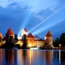 Park of New Sigulda - Castle Sigulda Latvia