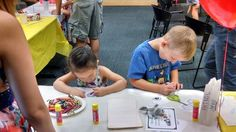 Valentine's Day Card Decorating Dallas, Texas  #Kids #Events
