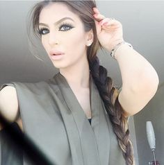 Faryal Makhdoom Hairstyle, Makeup And More  GLAMOROUS