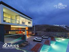 TERRENOS EN MAZATLÁN La terraza es uno de los lugares que más se disfruta dentro de una casa en la playa. Las opciones de color son muy variadas, pero los colores cálidos le vienen bien a este espacio. Para complementar,  se pueden incluir macetas con plantas endémicas con un toque minimalista o rústico de acuerdo al gusto. Es tu oportunidad de adquirir un lote en LAS PUERTAS D' MAZATLÁN. http://grupoaries.com.mx/bienvenido/nuestros-desarrollos/