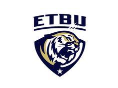 East Texas Baptist Youth Navy Fleece Hoodie Primary Logo