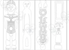 bookmark mask 1, Bookmark, instant download, birthday activity, coloring sheet, coloring bookmark, bookmarks, bookmarks to print, mask