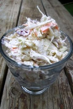 Old Fashioned Cole Slaw Recipe Just Slaw mix and 3 ingredients and you've got the best cole slaw ever!