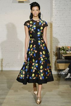 Lela Rose Autumn/Winter 2017 Ready to Wear Collection   British Vogue