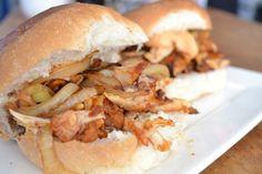 Broodje chickenwings - OhMyFoodness
