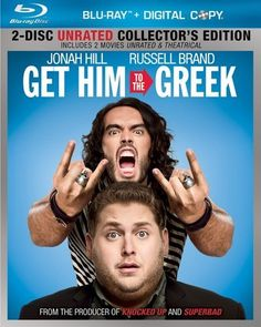 Get Him to the Greek (2-Disc Unrated Collector's Edition) [Blu-ray] Blu-ray ~ Russell Brand, http://www.amazon.com/dp/B002ZG97PQ/ref=cm_sw_r_pi_dp_slLHpb0PVWNGZ
