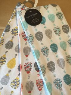 Elegant Cynthia Rowley Kitchen Towels Healthy Lifestyle 100% Cotton Set Of 2 Nwt | Cynthia  Rowley And Towels