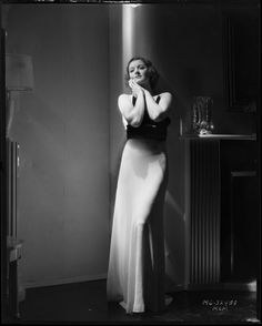 """George Hurrell - Myrna Loy from Penthouse""""  (1933)"""