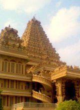 Chattarpur Temple, New Delhi