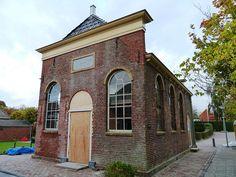 Winsum (dorp in Groningen) - De synagoge uit 1878.