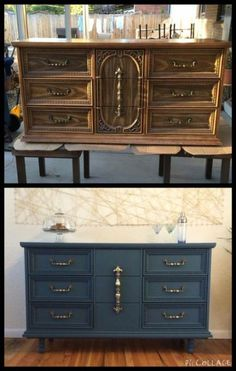 Pin on diy Furniture Makeovers Ideen Pin on diy Furniture Makeovers Ideen makeover diy dresser Refurbished Furniture, Paint Furniture, Repurposed Furniture, Furniture Projects, Furniture Making, Vintage Furniture, Home Furniture, Refurbished Phones, Dresser Furniture