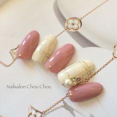 Simple Nails, Nail Arts, Pink Nails, Manicure, Nail Designs, Drop Earrings, Nail Nail, Nail Polishes, Jewelry