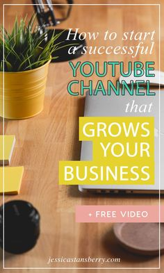 Are you ready to learn how to How to Start a SUCCESSFUL YouTube Channel that Actually GROWS Your Business?!? In todays video, Im breaking it all down for you.