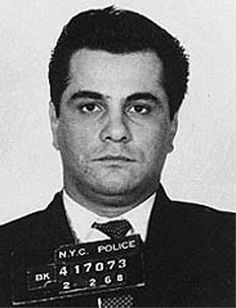 Mafia Mug Shots: John Gotti Mug Shot (2)