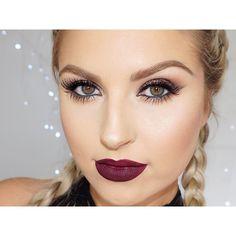 New makeup tutorial  http://youtu.be/ziPP32n_vbA  #shaaanxo