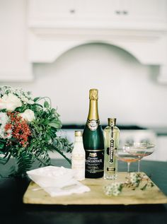 Break out the bubbly! It's time to drink champagne and dance on the table… or so the saying goes and we have just the sparkling cocktail to sip this New Years Eve. Meet the Sugar Bubbling Champagne Cocktail mixed byJessica Hearingand photographed byMichele Hart. Not only is it pretty but I'd bet my last dollar […]