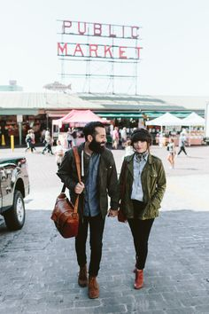 New Darlings - Pike Place Market Seattle - Photo by @alohacrabs