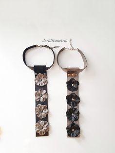 #tie #leathertie #derikravat #kravat #handmade #leather #deri #leatherflower #deriçiçek #elyapımı #aksesuar #leatheraccessories #deriaksesuar #deridivanetrio #leatherflower