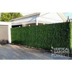 Artificial Boxwood Hedge x Plant Wall Screening Panel UV Stabilised-Hedge Panel-Vertical Gardens Direct Artificial Boxwood, Artificial Plants, Gardening Direct, Screen Plants, Boxwood Hedge, Cajun Shrimp, Vertical Gardens, Beer Garden, Plant Wall