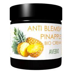 Avebio - BIO krem do twarzy z ekstraktem z ananasa
