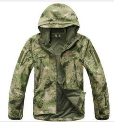 Korengal Softshell Waterproof Tactical Hoodie