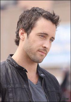 Alexander O'Loughlin - The perfect actor to play Christian Grey.