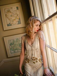 Jenny Packham Eden Size 8 Wedding Dress – OnceWed.com | PAID: $5500 ASKING: $3300 save 40% | http://www.oncewed.com/used-wedding-dresses/eden-17/