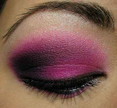 Pretty in pink and purple!
