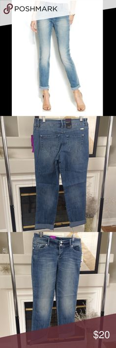 INC boyfriend jeans Brand new with tags!   All items come from a clean, smoke and pet free home and are packaged in tissue.                       Offers welcome! INC International Concepts Jeans Boyfriend