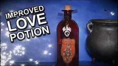 How To Make The World's Strongest Love Potion With A Psychic Ingredient Real Black Magic, White Magic Love Spells, Lost Love Spells, Love Spell Caster, Money Spells, Spiritual Healer, Voodoo Dolls, Strong Love, Halloween 2019