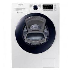 SAMSUNG WW9EK44205W ELÖLTÖLTŐS A+++ 9 KG MOSÓGÉP - ShopRenter Demo áruház Samsung, Washing Machine, Home Appliances, Frugal, Household, House Appliances, Appliances