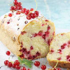 Ciasto z porzeczkami | AniaGotuje.pl Polish Desserts, Polish Recipes, Vegetarian Cooking, Cooking Recipes, Healthy Recipes, Healthy Foods, Dinner Recipes, Dessert Recipes, Vanilla Cake