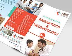 Medical Conferences, Corporate Brochure, Pediatrics, Innovation