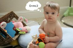 How to design a smarter baby.
