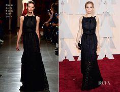 Obsessed with this elegant, classy & stunning look! -- Sienna Miller In Oscar de la Renta – 2015 Oscars