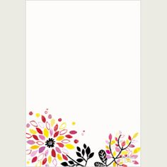 Stationery: Flower 0022 - Others - Stationery - Gift & Card - Canon CREATIVE PARK