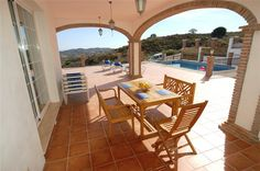 Fully furnished Villa Galvia situated on the Costa del Sol,  in the province of Malaga. Malaga International Airport is just 20 minutes drive away.  #Spain #Holiday #Rentals
