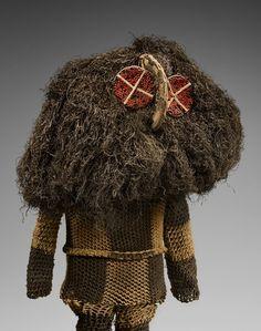 Njui Guicha mask. MADA; Andaha, Nigeria. Royal Museum for Central Africa. Tervuren. Belgium. #Mask