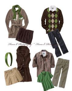 Crafty Teacher Lady: Family Photo Shoot Outfit Ideas