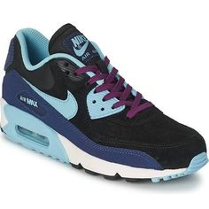 half off 9994e 078f7 Nike Air Max 90 Leather W Chaussures femme Pas Cher