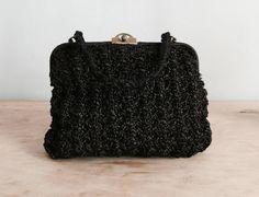 #bag #bagwithplasticmaterial #plasticmaterial #brass #brasstrim #50s #oldshopstarysklep #krakow